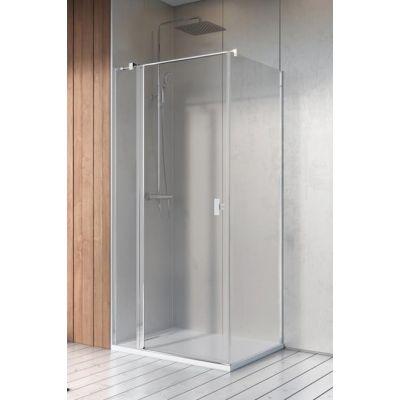 Radaway Nes KDJ II drzwi prysznicowe 120 cm lewe chrom/szkło przezroczyste 10032120-01-01L