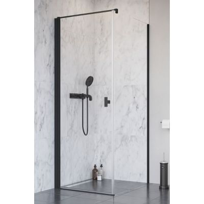 Radaway Nes KDJ ścianka prysznicowa 100 cm boczna szkło przezroczyste 10089100-01-01