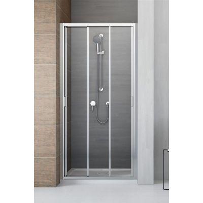 Radaway Evo DW drzwi prysznicowe 90 cm szkło przezroczyste 335090-01-01