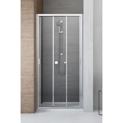 Radaway Evo DW drzwi prysznicowe 100 cm 335100-01-01