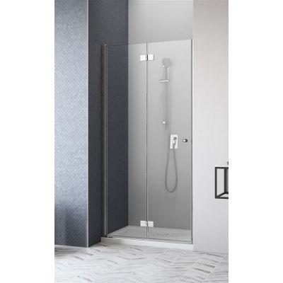 Radaway Essenza New DWB drzwi prysznicowe 90 cm wnękowe prawe szkło przezroczyste 385076-01-01R