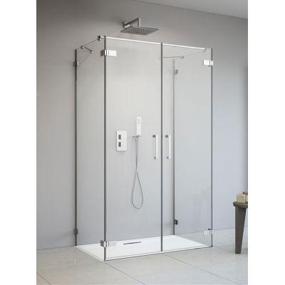 Radaway Arta DWD+2S drzwi prysznicowe 45 cm lewe szkło przezroczyste 386051-03-01L