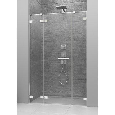 Radaway Arta DWJS drzwi prysznicowe 150 cm ze ściankami stałymi lewe 386457-03-01L/386122-03-01L