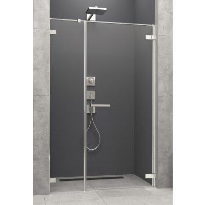 Radaway Arta DWS drzwi prysznicowe 130 cm ze ścianką stałą prawe 386828-03-01R/386092-03-01R