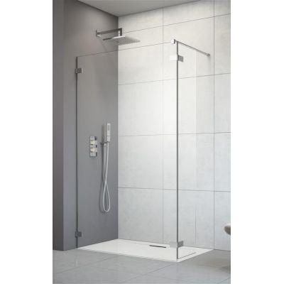 Radaway Arta Walk-In ścianka prysznicowa 90 cm szkło przezroczyste 386290-03-01