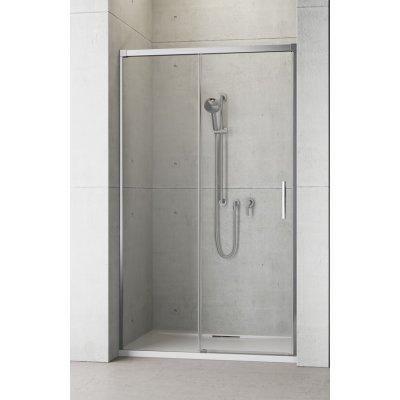 Radaway Idea DWJ drzwi prysznicowe 110 cm wnękowe lewe 387015-01-01L