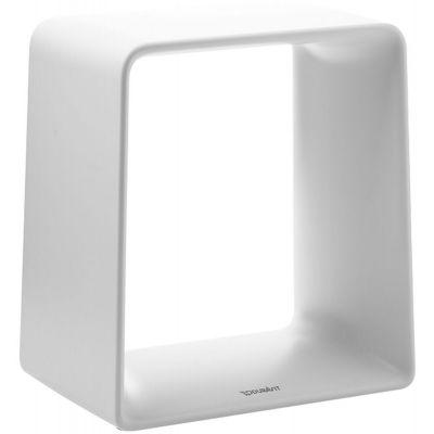 Duravit P3 Comforts stołek do brodzika biały mat 791877000000000