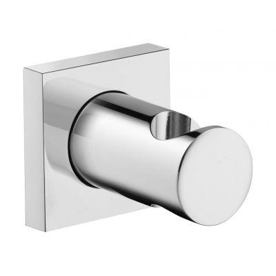 Duravit uchwyt prysznicowy ścienny kwadratowy chrom UV0620025000
