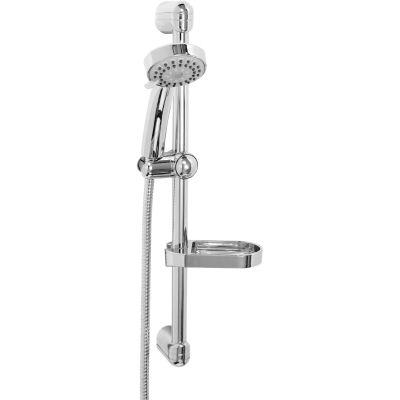 Ferro Ego zestaw prysznicowy ścienny chrom N150B
