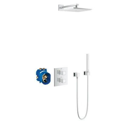 Grohe Grohtherm Cube zestaw prysznicowy podtynkowy 34506000