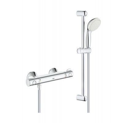 Bevorzugt Zestaw prysznicowy Grohe Grohtherm 800 34565001 - Lazienkaplus.pl AS07