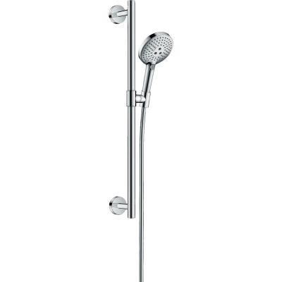 Hansgrohe Raindance Select S EcoSmart zestaw prysznicowy ścienny chrom 26321000