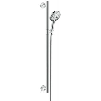 Hansgrohe Raindance Select S 120/Unica Comfort 0,90 zestaw prysznicowy EcoSmart chrom 26323000
