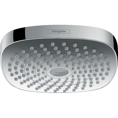 Hansgrohe Croma Select E EcoSmart deszczownica 18 cm chrom 26528000