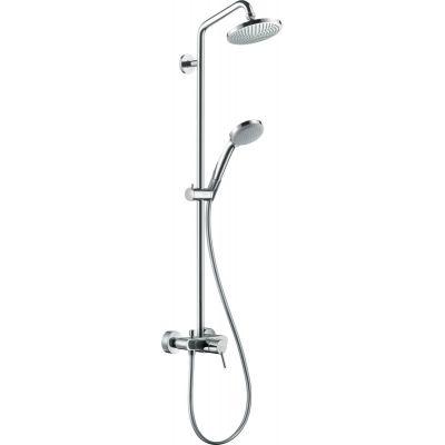 Hansgrohe Croma 160 Showerpipe zestaw prysznicowy ścienny chrom 27154000