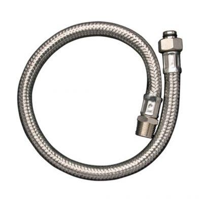 Hansgrohe wąż przyłączeniowy pasujący do 2-otworowego termostatu 96396000