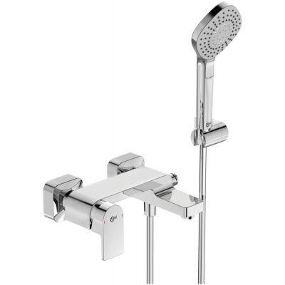 Ideal Standard Edge zestaw wannowo-prysznicowy ścienny chrom A7122AA