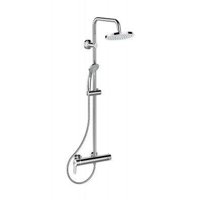 Ideal Standard Idealrain Soft zestaw prysznicowy z baterią chrom B1098AA