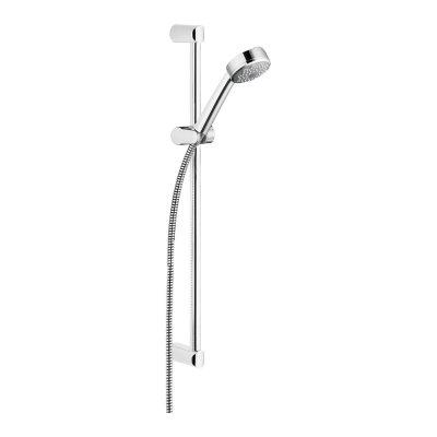 Kludi Zenta 1S zestaw prysznicowy z drążkiem chrom 6063005-00