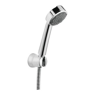 Kludi Zenta 1S zestaw wannowo-prysznicowy chrom 6065005-00