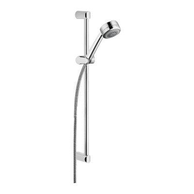 Kludi Zenta 2S zestaw prysznicowy z drążkiem 60 chrom 6073005-00