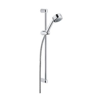Kludi Zenta zestaw prysznicowy z drążkiem chrom 6083005-00