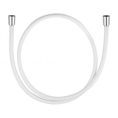Kludi Suparaflex wąż prysznicowy 125 cm biały/chrom 6107191-00