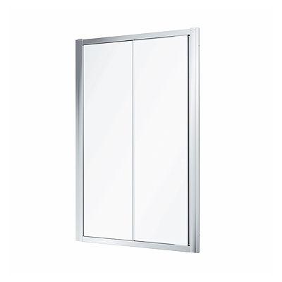 Koło Geo drzwi prysznicowe 120 cm szkło przezroczyste 560.153.00.3