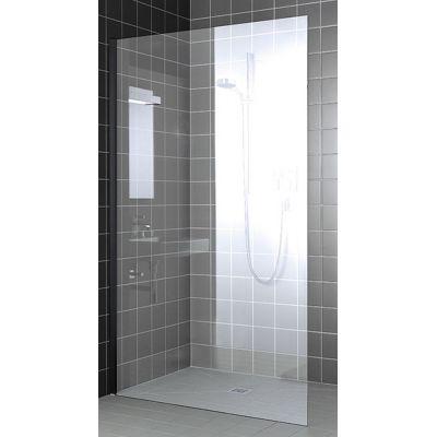 Kermi XC WIO Walk-In ścianka prysznicowa 80 cm profile czarne/szkło przezroczyste XCWIO08020CZARNYSOFTPK
