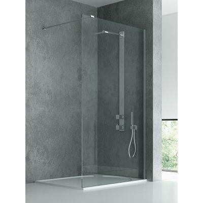 New Trendy New Modus ścianka prysznicowa Walk-In 80 cm szkło przezroczyste EXK-0009