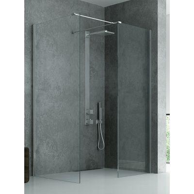 New Trendy New Modus kabina prysznicowa 140x90 cm Walk-In szkło przezroczyste EXK-1276