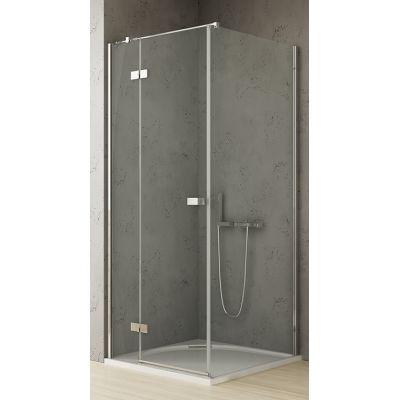 New Trendy Reflexa kabina prysznicowa 100x90 cm prostokątna lewa szkło przezroczyste EXK-1237/EXK-0007