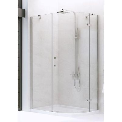 New Trendy New Merana kabina prysznicowa 120x85 cm lewa szkło przezroczyste K-0335