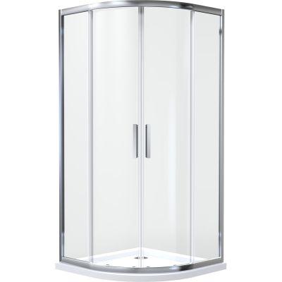 Oltens Vorma kabina prysznicowa 90x90 cm półokrągła 20102100