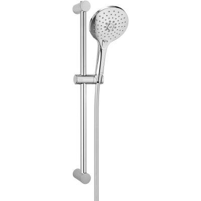 Oltens Saxan Easy Click Alling 60 zestaw prysznicowy chrom 36000100