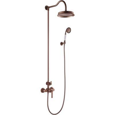 Omnires Armance zestaw prysznicowy miedź antyczna AM5244ORB