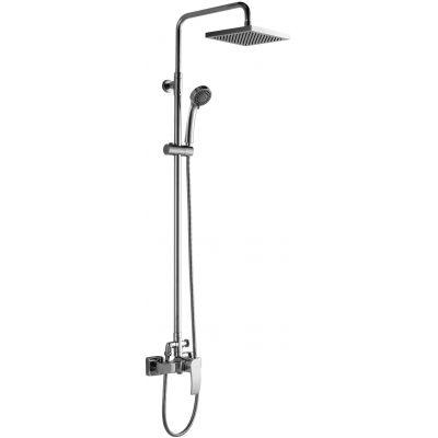 Omnires Murray system prysznicowy natynkowy MU6144