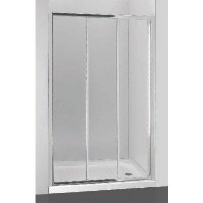 Omnires Bronx drzwi prysznicowe 80 cm S-20A380