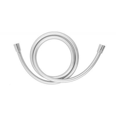 Omnires wąż prysznicowy 150 cm  bezskrętny srebrny SILVERX150