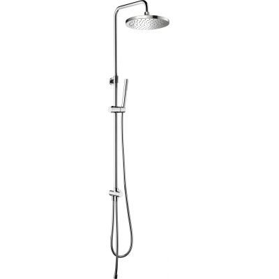 Omnires zestaw prysznicowy z deszczownicą SYSMICRO