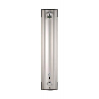 Oras Electra panel prysznicowy elektroniczny termostatyczny aluminium/chrom 6664FTW