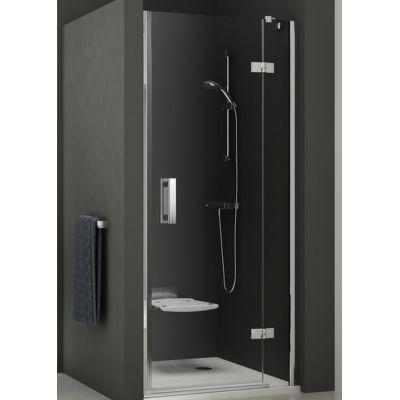 Ravak SmartLine SMSD2-120 A-P drzwi prysznicowe 120 cm uchylne prawe chrom/transparent 0SPGAA00Z1