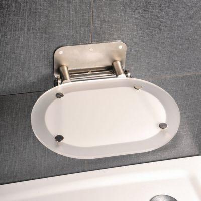 Ravak Ovo Chrome siedzisko prysznicowe stal nierdzewna B8F0000029