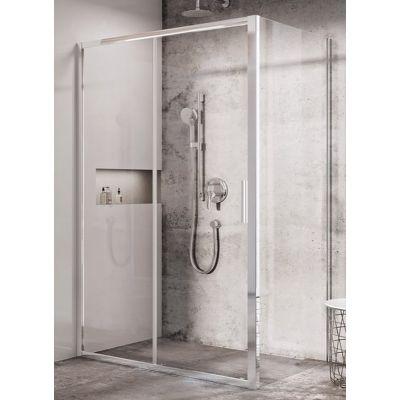 Ravak Blix Slim BLSPS ścianka prysznicowa 90 cm stała połysk/transparent X9BM70C00Z1