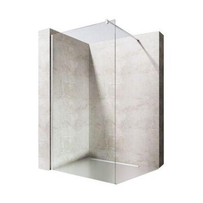 Rea Flexi ścianka prysznicowa 110 cm stała szkło transparent REA-K1904