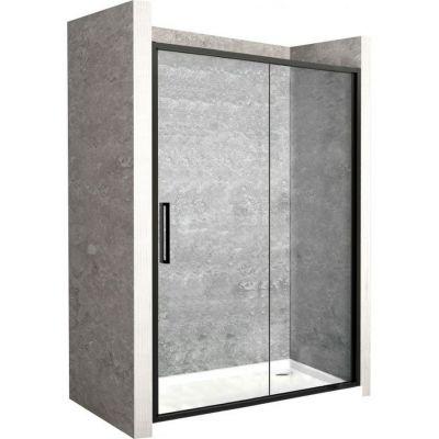 Rea Rapid Slide drzwi prysznicowe 140 cm szkło przezroczyste REA-K6404