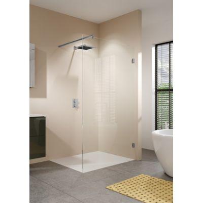 Riho Scandic Soft Q400 ścianka prysznicowa walk in 90 cm szkło czyste GQ50200