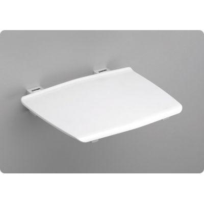 SanSwiss siedzisko kąpielowe biały/chrom DUS1W