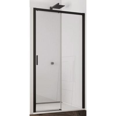 SanSwiss Top-Line S drzwi prysznicowe 140 cm prawe szkło przezroczyste TLS2D1400607