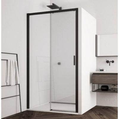 SanSwiss Top-Line S drzwi prysznicowe 140 cm lewe szkło przezroczyste TLS2G1400607
